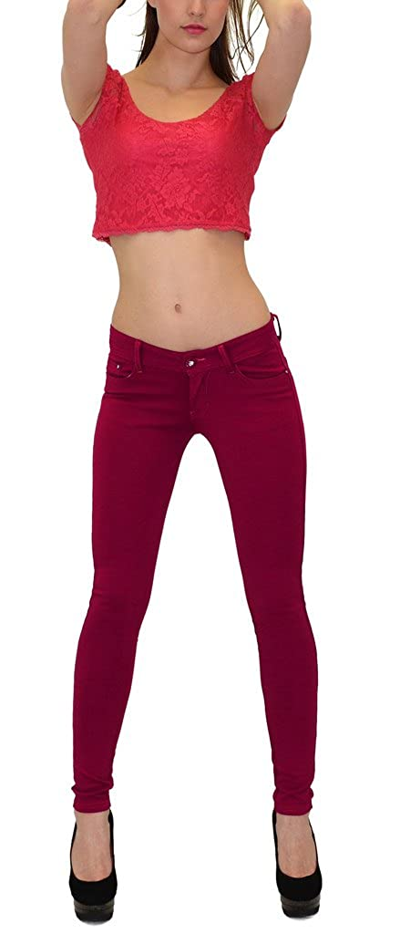 by-tex Womens Skinny Trousers Regular Waist Womens Plus Size Pants Ladies Big Size Jeggings T01
