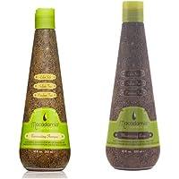 Macadamia Oil Rejuvenating Shampoo and Moisturizing Rinse Conditioner