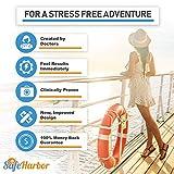 SafeHarbor Motion Sickness Wristbands | 4 Travel