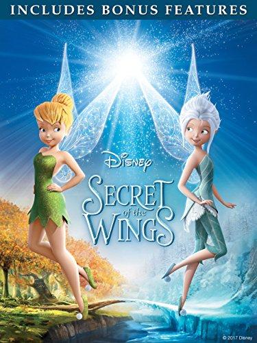 Pirate Fairy Movie - Secret of The Wings (Plus Bonus