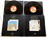 Led Zeppelin DOUBLE LP Album The Song Remains The Same Film Soundtrack - Swan Song Records 1976 - With Original 8-Page Booklet - Stairway To Heaven