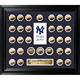 New York Yankees 27 Time World Series Champions 24KT Gold 30 Coin Collection