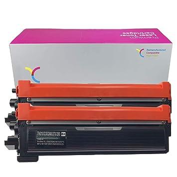 TN210 Black Toner Cartridge for  TN210BK HL-3040CN