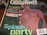 img - for Advocate Classified Men's Gay Magazine Issue #27 Splash Party, Nationwide Contacts, Pat Califia's Sex Advisor, Secrets of the Porn Stars book / textbook / text book