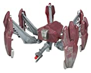 Star Wars The Clone Wars 2009 Deluxe Action Figure, Crab Droid