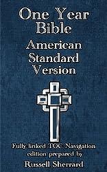 One Year Bible - American Standard Version