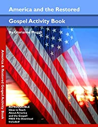 America and the Restored Gospel Activity Book (English Edition)