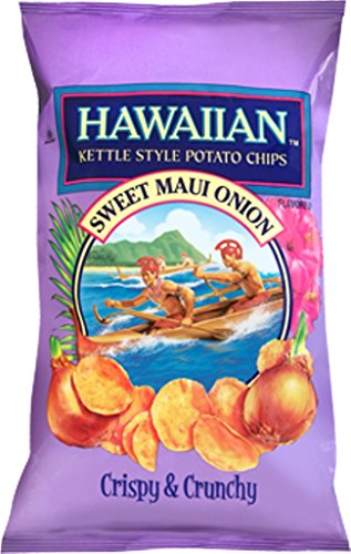 (Hawaiian Kettle Style Potato Chips, Sweet Maui Onion, 2 Ounce (Pack of 36))