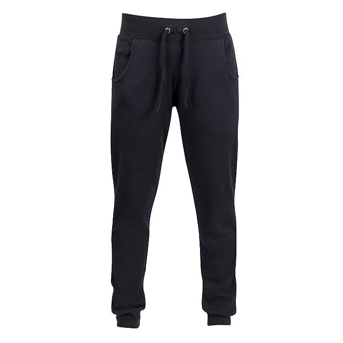 COTTONIQUE - Pantalones de chándal de algodón para Mujer  Amazon.es  Ropa y  accesorios e2c3dc263094