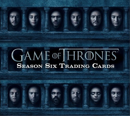 Rittenhouse Game of Thrones Season 6 Trading Cards Box by Rittenhouse (Image #1)