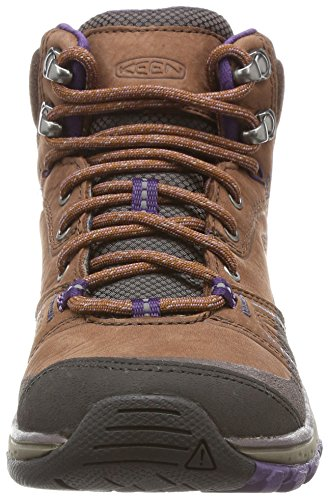 Pictures of KEEN Women's Terradora Leather mid wp- Brown 6