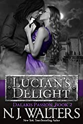Lucian's Delight (Dalakis Passion Book 2)