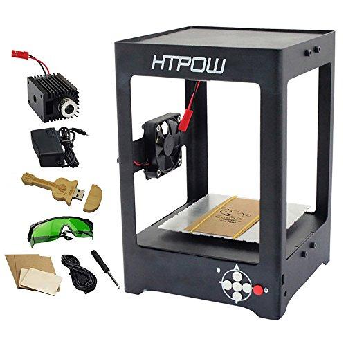 HTPOW 1000mw Mini USB Laser Engraver DIY Art Craft Printer Handicraft Engraving Cutting Machine