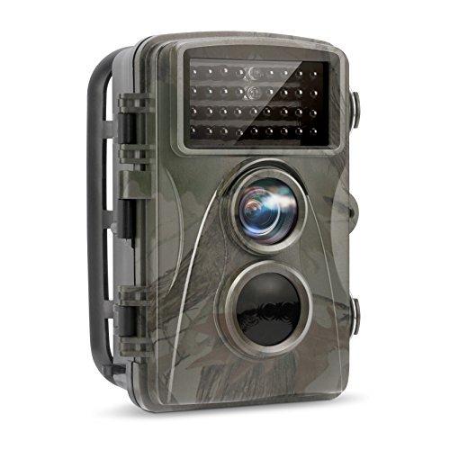 新作人気モデル TEC.BEAN Trail Camera 12MP 1080P [並行輸入品] Full HD for Trail Hunting Game Camera 34PCS 850NM No-Glow Black Infrared LEDs With Night Vision Up To 65 Feet for Wildlife Monitoring [並行輸入品] B07F3KBPB6, 岩見沢市:80551d06 --- martinemoeykens-com.access.secure-ssl-servers.info