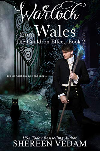 Book: Warlock from Wales - The Cauldron Effect, Book 2 by Shereen Vedam