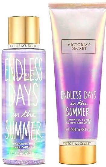 e31519d844733 Amazon.com : Victoria's Secret Endless Days In The Summer Fragrance ...