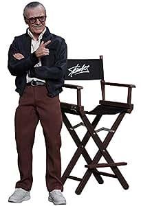 Stan Lee Movie Masterpiece Action Figure 1/6 30 cm Toys Marvel Comics Figures