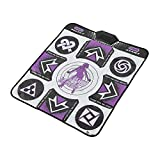 Non-Slip Dance Pad Step Dance Mat USB Wireless Dancer Blanket for TV/PC Dance Games