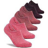 Tesla 6-Pack Men Women No-Show Casual Fashion Cushioned Comfort Socks MZS07 / MZS08 / MZS09
