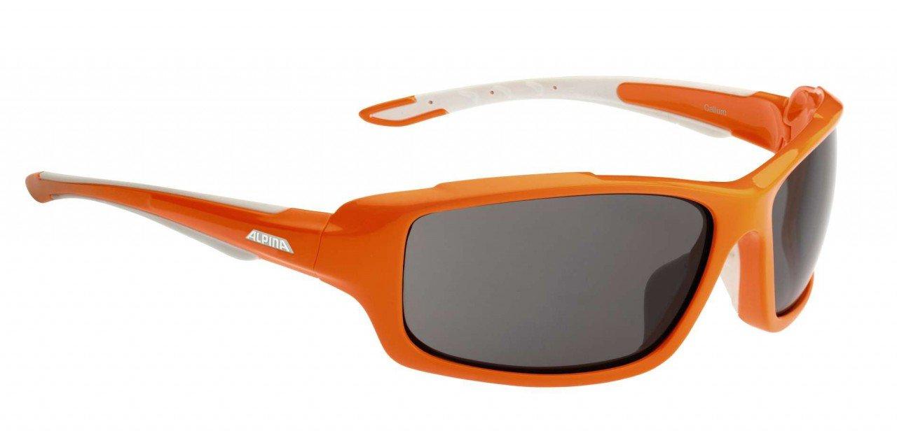 Sportbrille Callum Unisex orange-white C