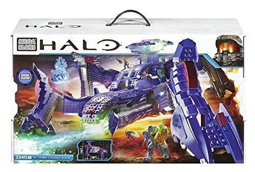 Mega Bloks Halo Covenant Scarab by ToyMarket by ToyMarket