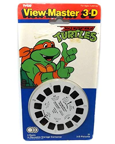 ninja turtle card stock - 9