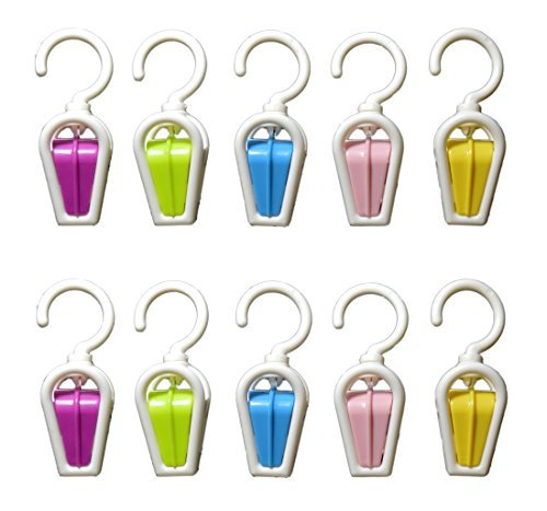 Set of 10 Fashion Color Collection
