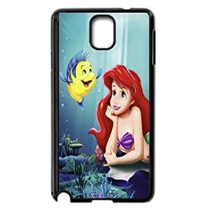 James-Bagg Phone case The Little Mermaid Protective Case For Samsung Galaxy NOTE4 Case Cover Style-17