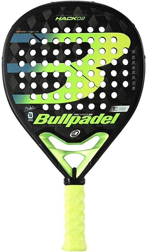 Bullpadel Hack 2020, Adultos Unisex, Negro, EU: Amazon.es ...