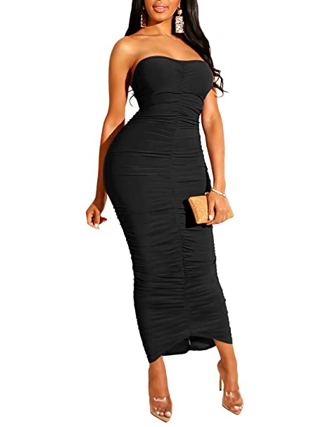 Trendy dresses for women party night sexy