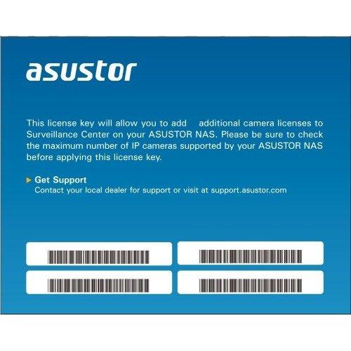 Asustor 1-Channel Camera License