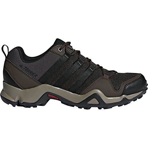 adidas outdoor Terrex AX2R Hiking Shoe - Men's Black/Night Brown/Black 14