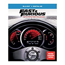 Fast & Furious: The Ultimate Ride Collection Limited Edition