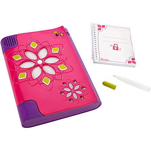 Mattel My Password Journal (Pink-Violet)