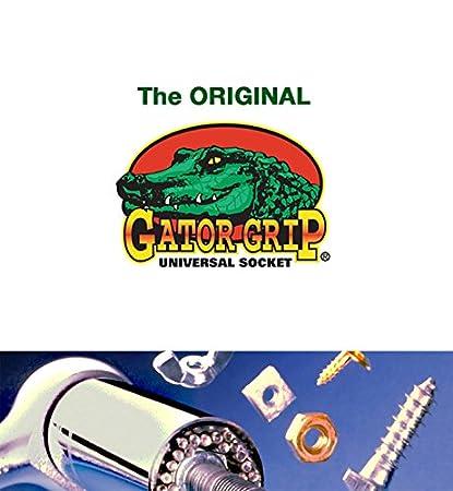 AIMENTE prise Gator 7/ /19/mm Gator Grip multifonctionnels outils /à main r/éparation outils universels