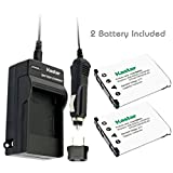 Kastar Battery 2x and Charger for K