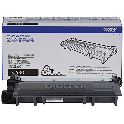 Brother HL-L2340DW Black Toner (1200 Yield) - Genuine Original OEM toner