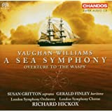 """Vaughan Williams: A Sea Symphony / Overture to """"The Wasps"""""""