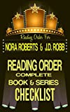 nora roberts j d robb series reading order individual book checklist series list includes in death as j d robb irish hearts bannion family from authors reading order checklists 1