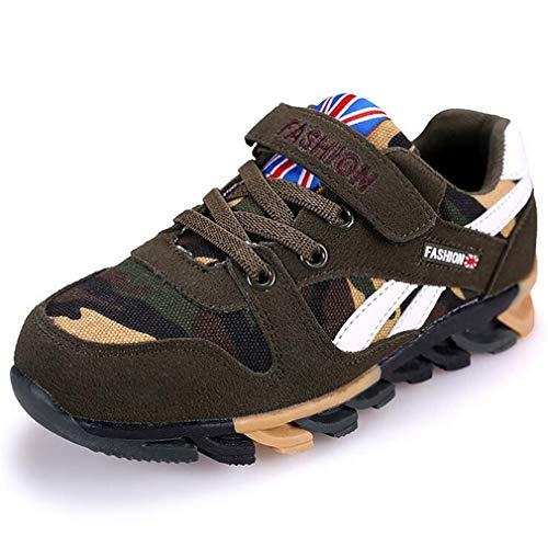Exing Damenschuhe Herbst Winter Neue Sneakers/Lace-up Light Sohlen Kinder Schuhe/Mädchen / Jungen Trainer Schuhe EIN