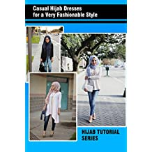 Casual Hijab Dresses for a Very Fashionable Style: Discover the latest hijab fashion, hijab styles 2017, hijab tutorial for women, veils, hijab accessories, hijab dresses and abayas