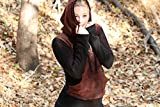Durban Hoodie Sweatshirt sweater fall cozy bamboo fleece organic sustainable vegan hemp clothing handmade eco-friendly