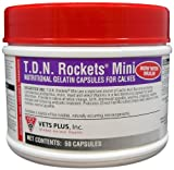 Vets Plus Calf 500's T.D.N. Rockets Horse Supplement, Mini