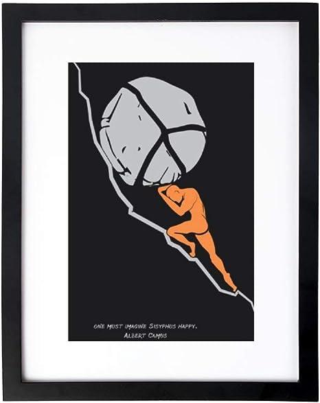 One Must Imagine Sisyphus Happy Albert Camus 14