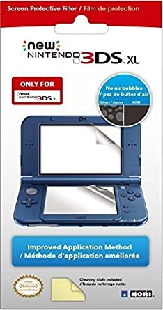 Hori - Protector De Pantalla (New Nintendo 3DS XL): Amazon ...