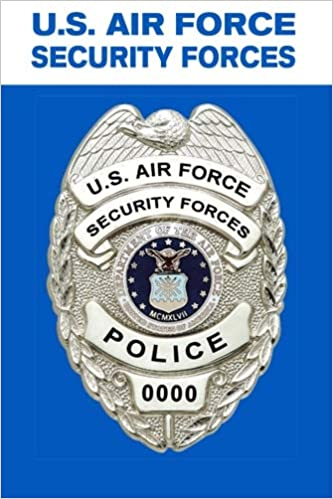 Air Force Security Forces Police: Security Forces Badge