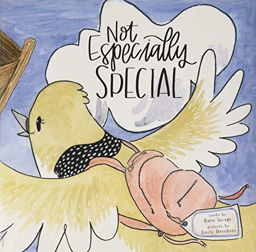 - Not Especially Special (A Noah's Ark Tale)