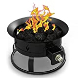 Cheap Napa Steel Propane Fire Pit