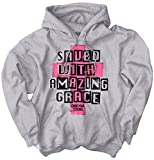 Amazing Grace Christian Shirt | Jesus Christ Savior God Bible Hoodie Sweatshirt