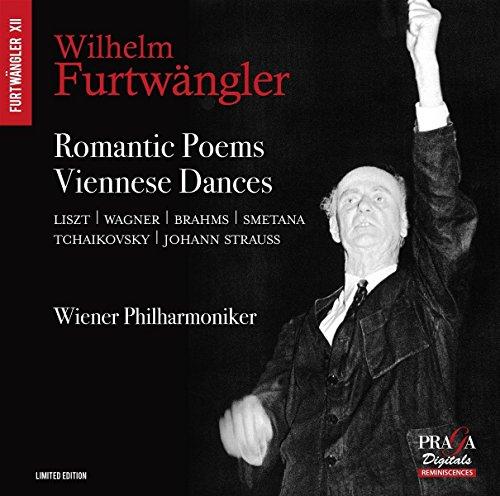 SACD : Wilhelm Furtwangler - Romantic Poems & Viennese Dances (SACD)